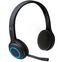 罗技(logitech)H600 头戴式无线耳麦 旋转便携式耳机 语音输入设备