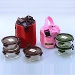 意动保鲜盒 H0112 保鲜、保温、好美味 500ml*2