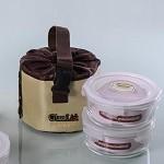 意動保鮮盒 H1009 保鮮、保溫、好美味 720ml*2
