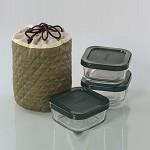 意动保鲜盒 HB6013 保鲜、保温、好美味 400ml*3