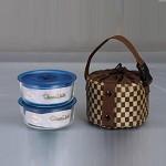 意动保鲜盒 HNB1422 保鲜、保温、好美味 700ml*2