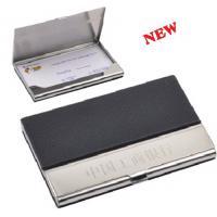 友拓  UT1757I 定制不锈钢名片盒 不锈钢