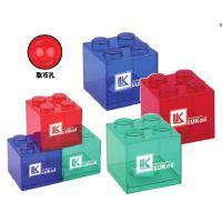友拓  UT4219I 定制單層積木儲蓄罐 ABS