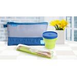 花色(stylor) STT-0360 环保先锋套装 水杯 勺子 筷子 包套装