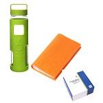 花色(stylor) STB-0310 正能量商务套装 6杯水2.0水杯 健康三格卡包