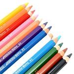 迪克森LYRA Color Giants L3941120 12色 六角形粗杆彩色铅笔