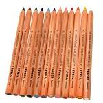 迪克森LYRA Color Giants L3931120 12色 六角形粗桿彩色鉛筆