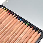 迪克森LYRA Color Giants L3931180 18色 六角形粗杆彩色铅笔