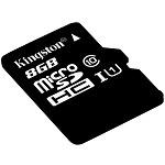 金士顿(Kingston)8GB Class10 TF(MicroSD)存储卡(读速48Mb/s)