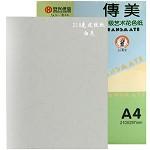 传美 A4 210G封面云彩纸白色单包装100张/包