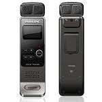 飞利浦(PHILIPS)VTR7000 4GB 40米远距离无线 录音笔 锖色 小型数码录音设备