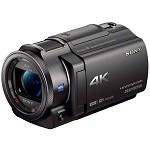 索尼(SONY)FDR-AX30 4K数码摄像机 普通摄像机及附件设备