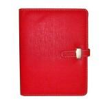 前通(front)W10-8001 笔记本万用手册活页本8寸红色