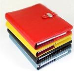 前通(front)笔记本万用手册活页本8寸W10-8001 黄色