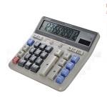 信发牌 TA-2137银行计算器 理财商务会计计算器 键盘按键计算器