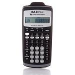 德州仪器(Texas Instruments)TI BAII PLUS金融计算器 财务考试计算机CFA/AFP/CFP