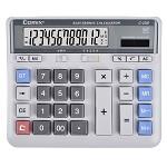 齐心(COMIX)C-2135 财务利器电脑按键计算器大号 12位