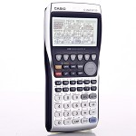 CASIO卡西欧FX-9860GII SD 图形工程计算器 测量编程