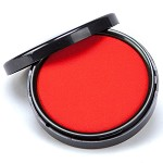 齐心(COMIX)B3746 速干印台/印泥 小号(Ф70mm) 红色