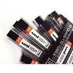 三菱(Uni) 1405铅芯 2B 铅笔芯  0.5MM线幅 自动铅笔芯 活动铅笔芯  强度,浓度完美,不易折断 12管/装