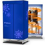 德尔玛(Deerma)DEM-Q7C 干衣机烘干机 烘衣机 家用