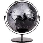 得力(deli)2162 万向双轴旋转 世界地球仪/商务礼品、居家摆设、办公摆件 25cm