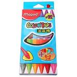 马培德(Maped)AA864010 油画棒(12色) 1盒