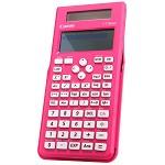佳能(Canon)F-718S 科学函数计算器 粉红色 教学用计算器