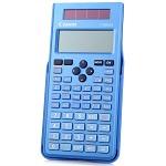 佳能(Canon)F-789SGA 函数科学计算器 高中大学专用 蓝色 教学用计算器