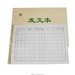 成文厚(大小)现金日记账总分类帐明细帐银行存款账支票收(发)文登