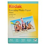 柯达(KODAK) 5740-300 彩色喷墨打印纸.A4.110g/平米 100张/包