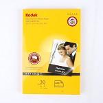 柯达(KODAK) 4027-302 6寸高级光面照片纸4R 270g 30张/包