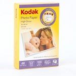 柯达(KODAK) 4027-316   6寸高光照片纸4R 230g  100张/包
