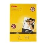 柯达(KODAK)4027-300 A4 270g高光面照片纸(证件照) 20张/包