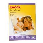 柯达(KODAK)CAT5740-320 5R 230g高光照片纸 相纸 100张/包