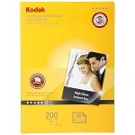 柯达(KODAK)5740-324 3R270g高级光面照片纸(证件照专供)200