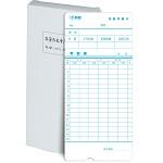 科密(COMET)300g热敏卡钟卡纸 考勤机打卡机纸卡卡纸 考勤机配件