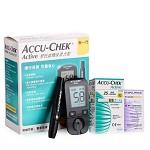 罗氏(roche)血糖仪 罗康全活力型(内附25片试纸和采血针)
