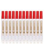 三木(SUNWOOD)5606 高级易檫白板笔 红色 12支装