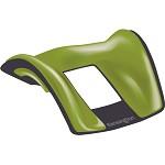 肯辛通(kensington)人体工学硅胶鼠标垫护腕预防电脑鼠标手枕腕托护腕垫 绿色 S号