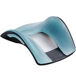 肯辛通(kensington)人体工学硅胶鼠标垫护腕预防电脑鼠标手枕腕托护腕垫 蓝色 M号