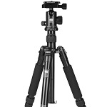 思銳(SIRUI)T1005X+G10KX 三腳架 單反攝影通用 便攜航鋁三腳架