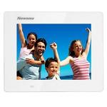 纽曼(Newsmy)D08QHD 8英寸 高清数码相框 白色 1024×768分辨率 支持720P视频播放