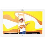 爱国者(aigo)DPF101 数码相框 电子相框电子相册 白色 10.1英寸 4GB内存