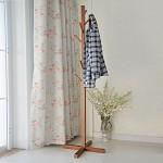 家逸(JIAYI)  韩式田园实木拆装衣帽架 落地卧室挂衣架 创意树枝简易衣架