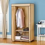 溢彩年華(home organizer)  B6001 折疊布衣櫥 簡易衣柜 布衣柜