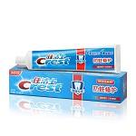 佳洁士(Crest) 健康专家 防蛀修护牙膏(清新青柠)200g(防蛀 去牙菌斑 青柠香型)(新老包装随机发放)