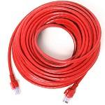 山泽(SAMZHE)   WXH-100C 高速超五类网线 红色 10米