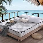 博洋家纺(BEYOND)床品床褥 亚麻床垫 双人床垫 180*200cm