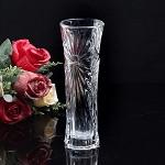 四叶草(SIYECAO) 玻璃 摆件现代家居装饰品 水培花瓶 18树叶花瓶